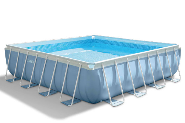 Intex prism frame pool 427 x 427