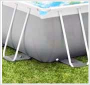 Intex Prism Frame Pool stabiel