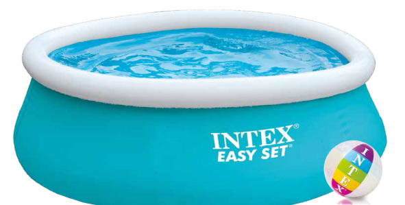 Intex easy set formaten - 183 cm