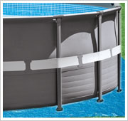 Intex Ultra Frame Pool grondzeil
