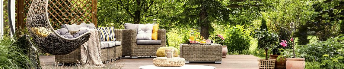 Todos los muebles jardín