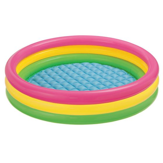 INTEX™-Sunset-Glow---Piscina-infantil-(Ø-114-cm)