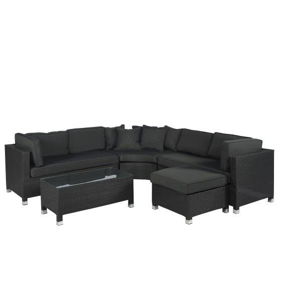 Conjunto-de-salón-con-sofá-esquinero-de-mimbre-