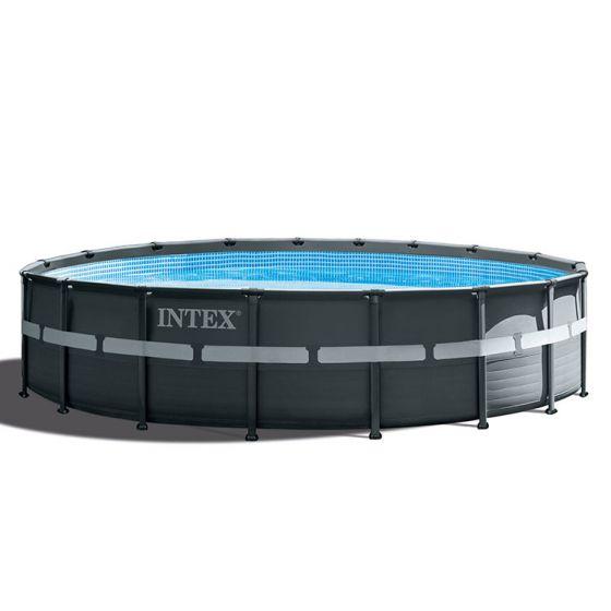 Piscina-INTEX™-Ultra-XTR-Frame---Ø-549cm-(el-conjunto-incluye-bomba-de-filtro-de-arena)