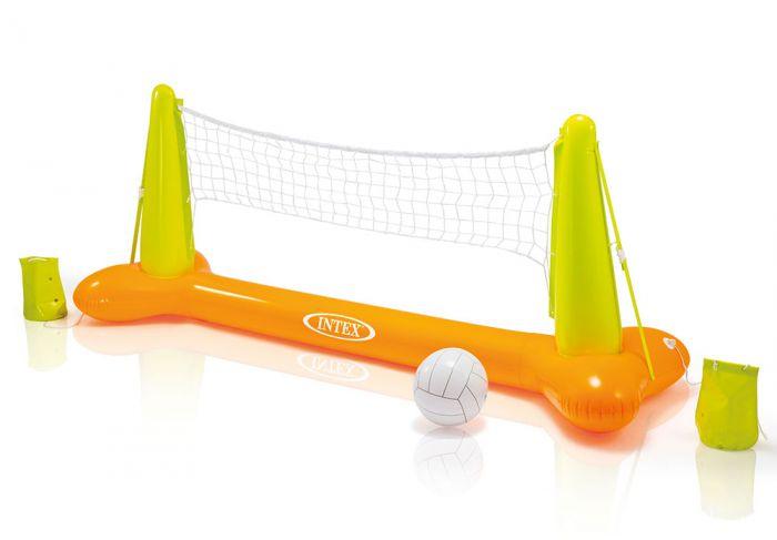 INTEX™-Set-de-voleibol-hinchable