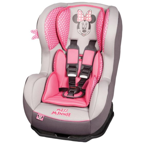Silla-de-coche-Disney-Cosmo-Minnie-Mouse-0/1