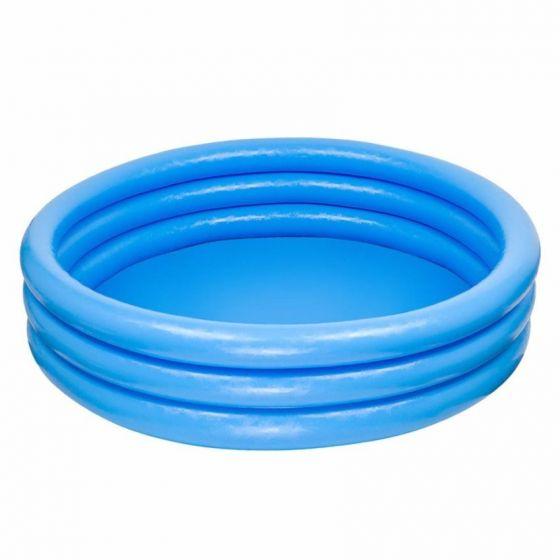 INTEX™-Krystal-Blue---Piscina-infantil-(Ø-114-cm)