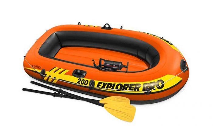 Barca-hinchable-INTEX™-Explorer-Pro-200-(bomba-y-remos-incluidos)