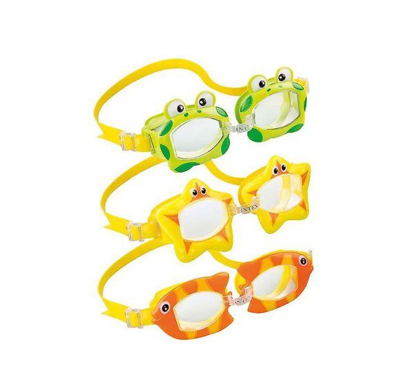 INTEX™-Gafas-de-natación---Animales