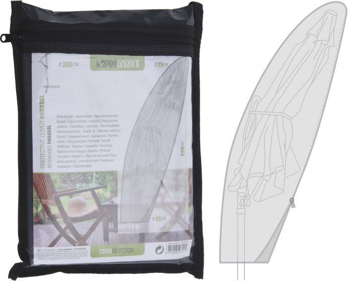 Funda-de-parasol,-parasol-excéntrico-3x3