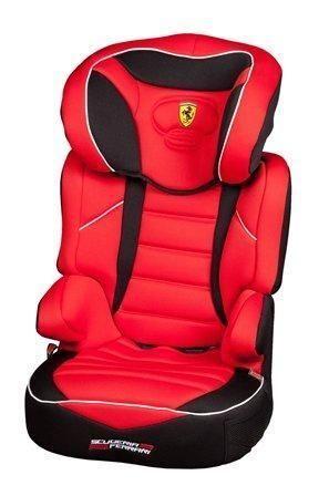 Silla-de-coche-Ferrari-Befix-SP-Rosso-grupo-2/3