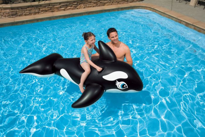 INTEX™-Ballena-Orca-hinchable