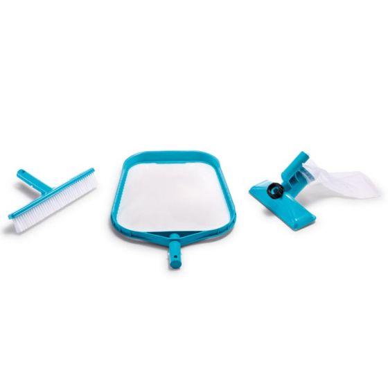 INTEX™-Kit-de-limpieza-para-piscina---Ø-26,2-mm-conexión-(mango-no-incluido)