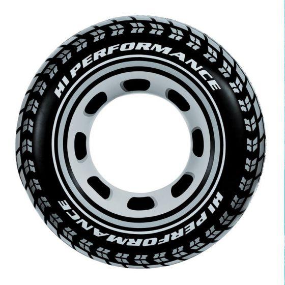 INTEX™-Flotador---Neumático-gigante-(Ø-91cm)