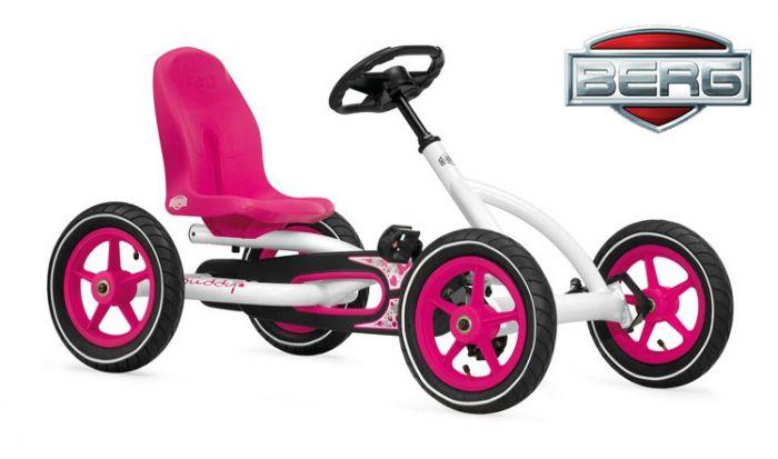 Coche-de-pedales-BERG-Buddy-Blanco/rosa