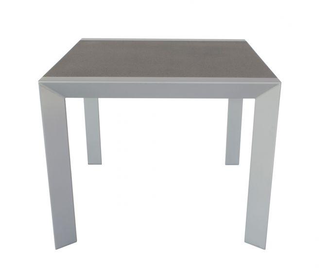 Mesa-de-jardín-gris/antracita-90x90-cm