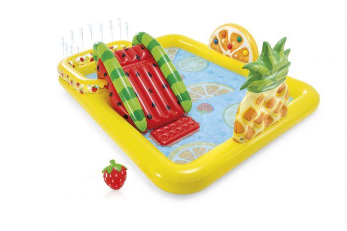 Piscina-para-niños-Intex---Play-Center-Fun-&-Fruity-(244-x-191-x-91-cm)