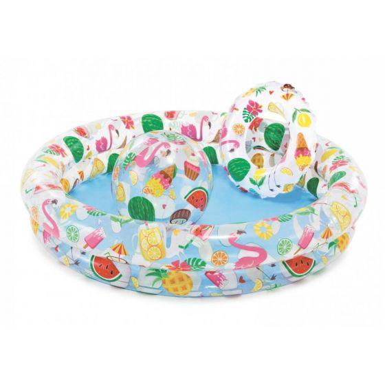 Piscina-infantil-hinchable-Intex---Just-So-Fruity