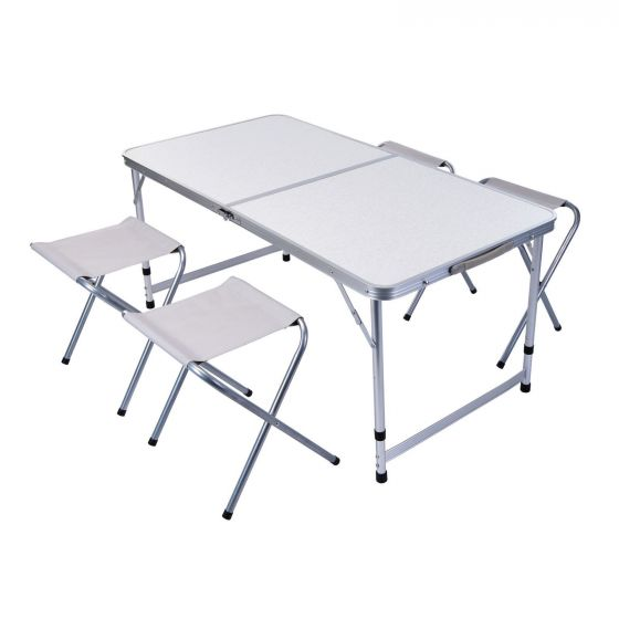 Juego-de-sillas-y-mesa,-5-partes