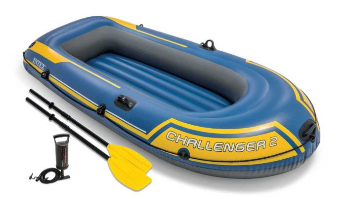 Barca-hinchable-Intex---Set-Challenger-2
