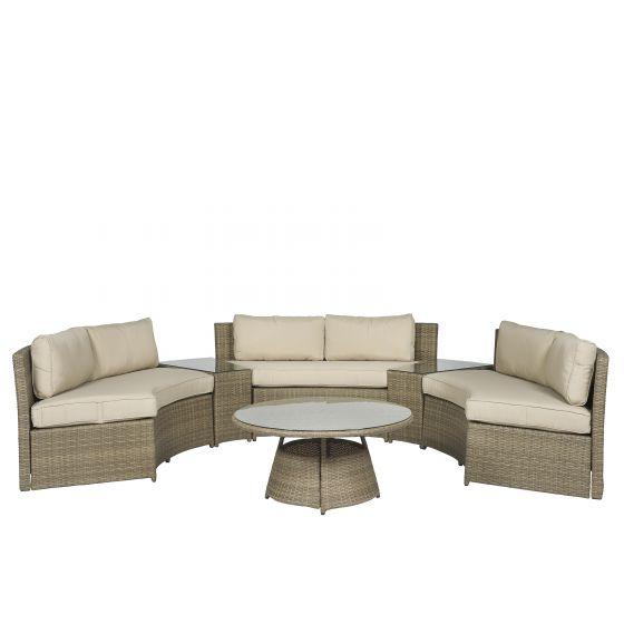 Conjunto-de-salón-con-sofás-esquineros-de-mimbre-