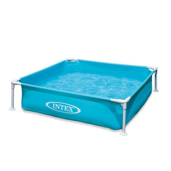 INTEX™-Mini-Frame-Pool---Piscina-infantil-azul-(122-x-122-cm)