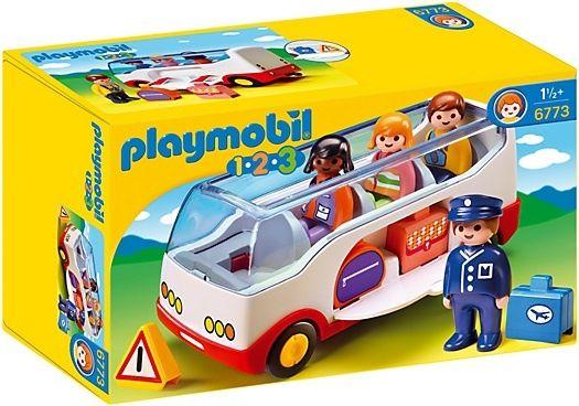 Playmobil,-autobús