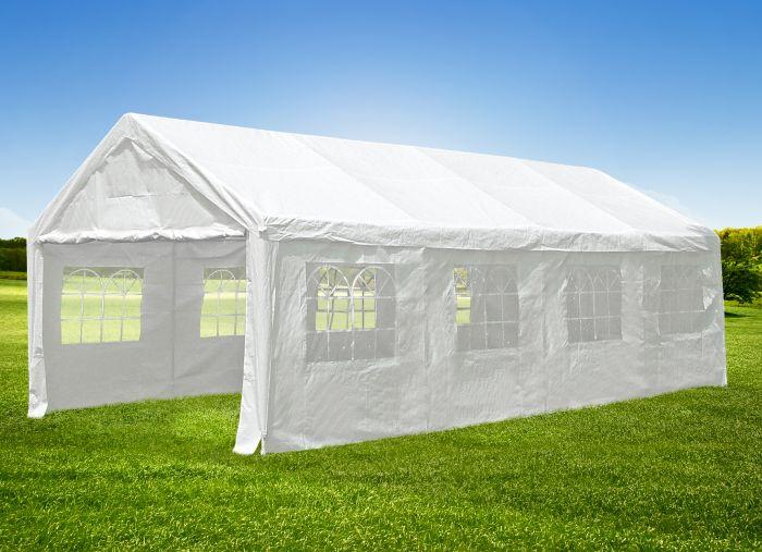 Carpa-para-fiestas-de-4x8-metros-blanca-con-paredes-laterales-Pure-Garden-&-Living