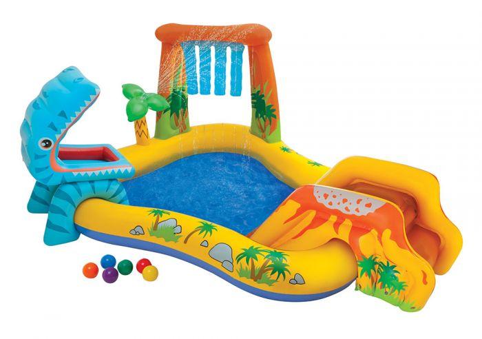 Intex-Playcenter-Dinosaur-zona-piscina