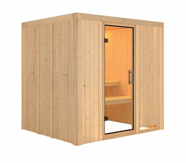 Conjunto-de-sauna-Interline-Kuha-200-x-170-x-200