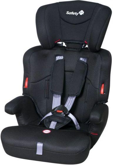 Silla-de-coche-Safety-1st-Ever-Safe-Full-Black-1/2/3
