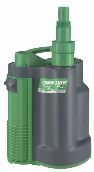Bomba-sumergible-Eurom-Flow-Pro-550