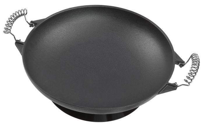 Outdoorchef---Sartén-wok-de-hierro-fundido