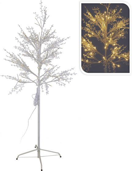 Árbol-120-LED-blanco-cálido-150-cm
