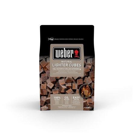 Weber-Pastillas-encendedoras---48-uds.-marrón