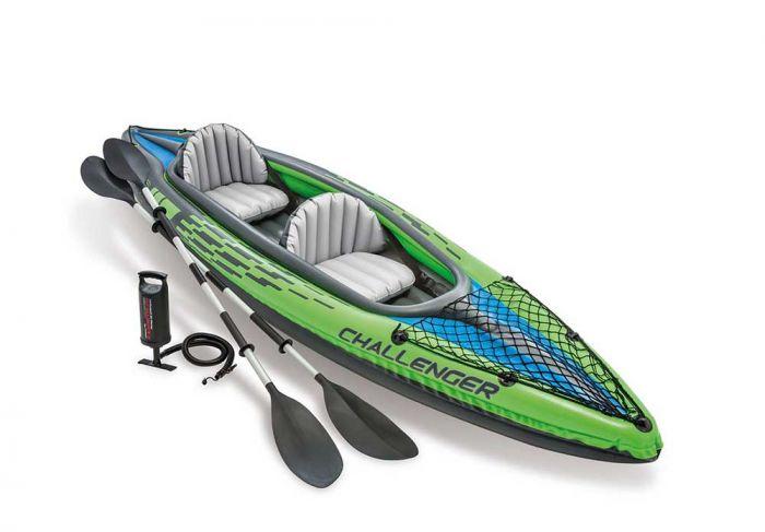 INTEX™-Barca-Hinchable---Challenger-K2-Kayak