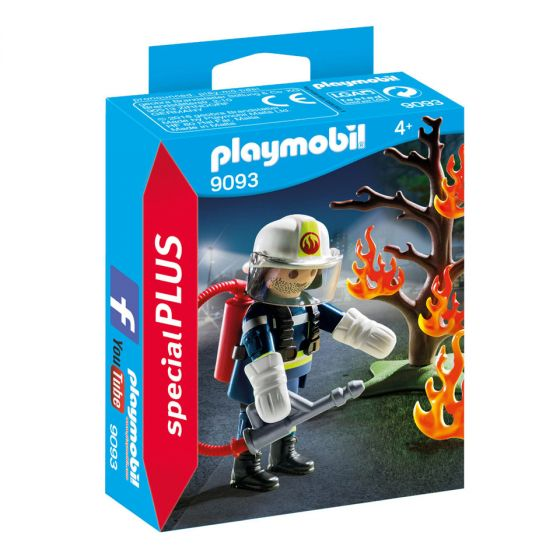 Playmobil,-bombero-con-árbol-en-llamas