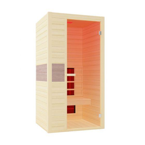 Cabina-de-infrarrojos-Interline-Ruby-para-1-persona-100-x-94-x-190