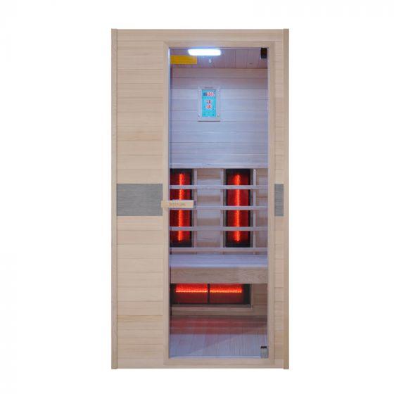 Cabina-de-infrarrojos-Interline-Jade-para-1-persona-100-x-94-x-190