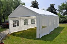 Pure-Garden-&-Living-carpa-para-fiestas-con-paredes-laterales-de-4x8-metros-blanca