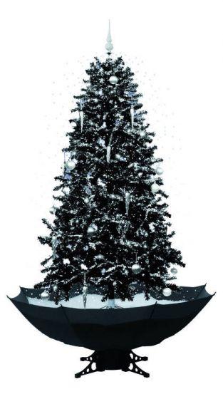 Árbol-de-Navidad-nevando-negro-170cm