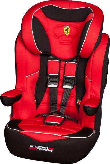 Silla-de-coche-Ferrari-I-Max-SP-Rosso-grupo-1/2/3