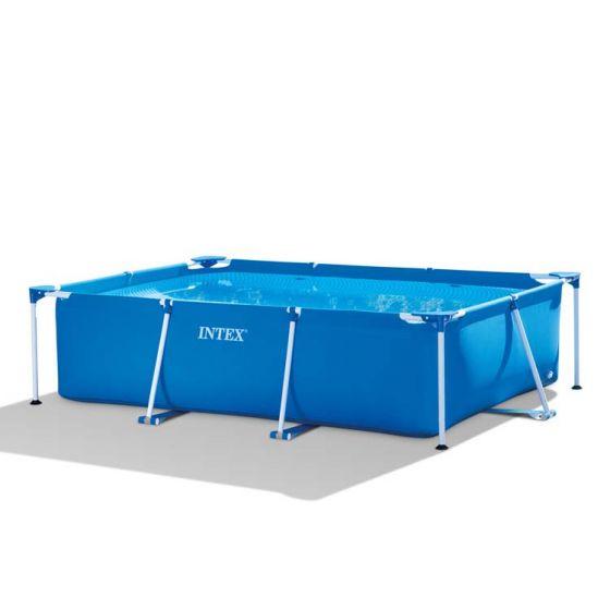 Piscina-INTEX™-Metal-Frame-220-x-150cm