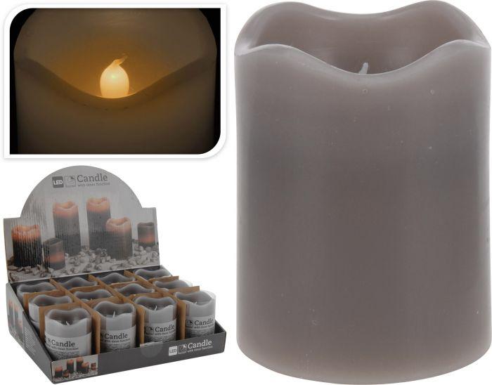 Vela-LED-con-temporizador-7-x-9-cm-gris