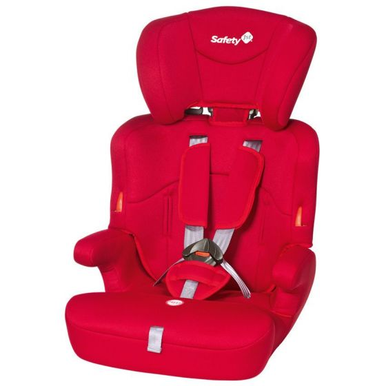 Silla-de-coche-Safety-1st-Ever-Safe-Full-Red-1/2/3