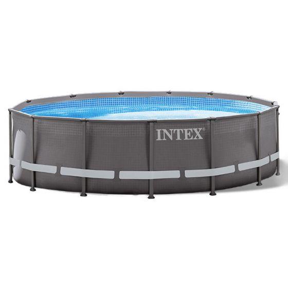 Piscina-INTEX™-Ultra-Frame---Ø-427-x-107cm-(conjunto)