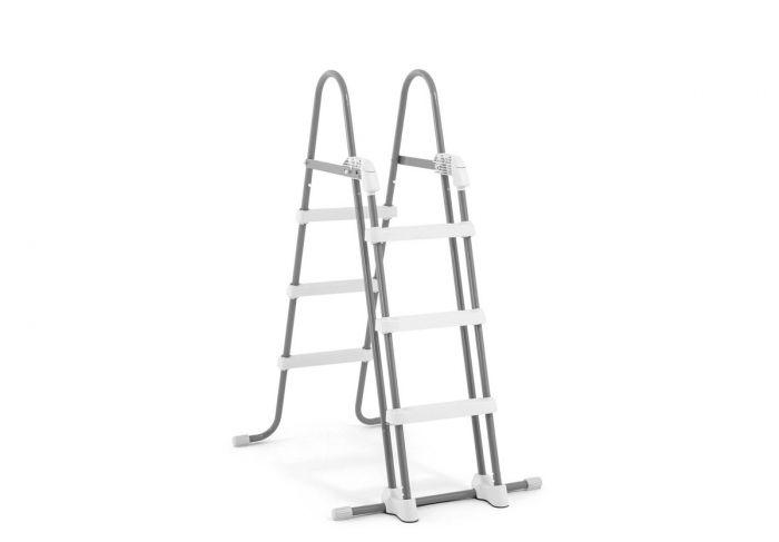 Escaleras-de-piscina-Intex,-adecuadas-para-piscinas-de-hasta-107cm-de-profundidad