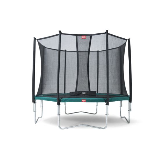 Cama-elástica-BERG-Favorit-380-+-Safety-Net-Comfort