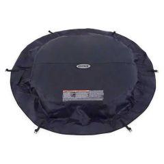 Cubierta-de-protección-Intex-PureSpa-azul---spa-4pers