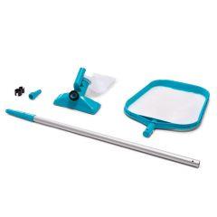 INTEX™-Kit-de-mantenimiento-para-piscina---Ø-26,2-mm-conexión-(mango-telescópico-incluido)